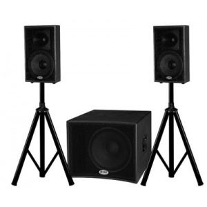 Vand sistem audio profesional Matrix 1000 de la B-52