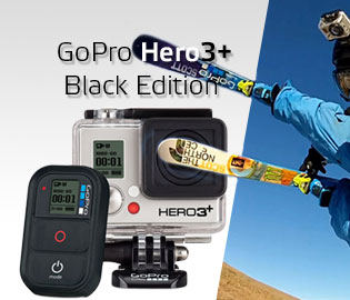 Preturi GoPro Hero3+ Black Edition