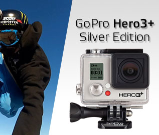 Preturi GoPro Hero3+ Silver Edition