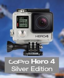 Preturi Gopro Hero4 Silver Edition