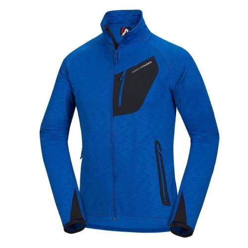 NORTHFINDER Bluza fleece barbati Salvatore MI-3267-1OR, Albastru, L