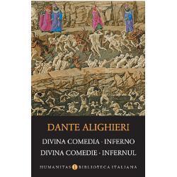 Dante Alighieri Divina Comedie. Infernul