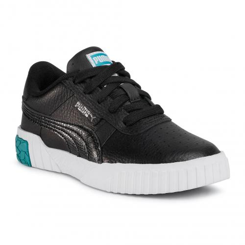 Puma Sneakers Cali Ps 373156 02 Black/Viridian Green