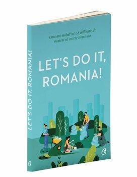 Curtea Veche Publishing Let's do it, Romania!/Anca Vancu
