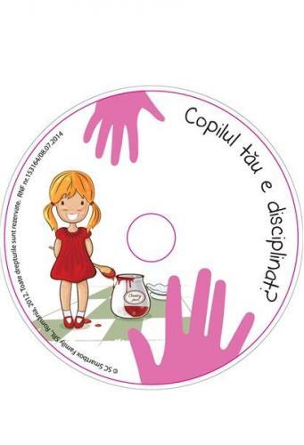 Alina Ioana Ciocodan Copilul tau e disciplinat? - Audiobook