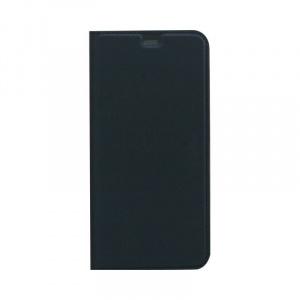Atlas Flip Cover Focus pentru Samsung A8 2018 Albastru