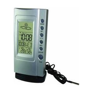 Koch Klimatimer Plus 12707 Silver