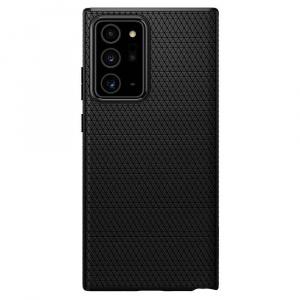 Spigen Carcasa Liquid Air Samsung Galaxy Note 20 Ultra Matte Black
