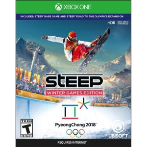 Ubisoft Steep Winter Games Edition PS4