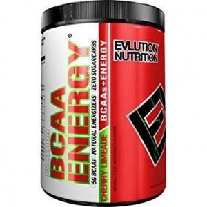 EVLution Nutrition BCAA Energy 30 serv Cherry Limeade