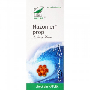 Pro Natura Nazomer Prop spray nazal, 30 ml