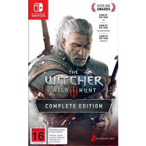 Warner Bros. The Witcher 3 Wild Hunt Complete Edition Switch