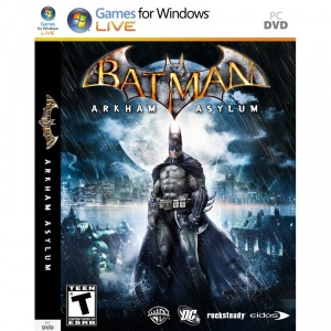 Eidos Batman: Arkham Asylum - Game of the Year Edition