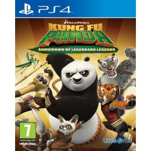 Little Orbit Kung Fu Panda Showdown Of Legendary Legends Ps4