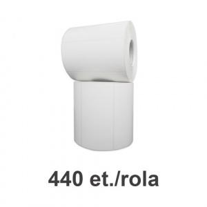 Epson Role de etichete  hartie premium mata  102mm x 76mm  440 et./rola