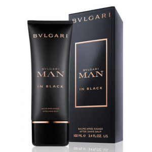 Bvlgari Lotiune after shave balsam Man in Black, 100 ml