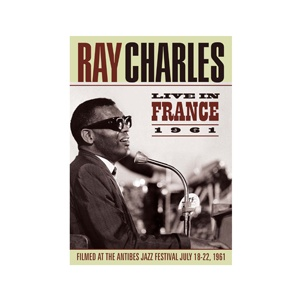 Ray Charles Live in France (1 DVD)