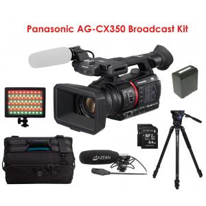 Panasonic AG-CX350 4K Broadcast Kit