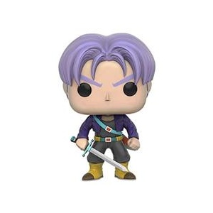 Funko Pop Vinyl Dragonball Z Trunks