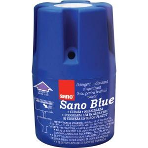 Sano Odorizant WC solid Blue 150g