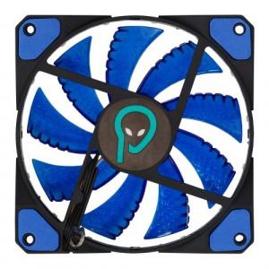 Spacer SF12, Blue LED, 120mm