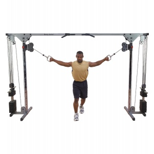 Body-Solid Aparat fitness GCCO150S Crossover Machine