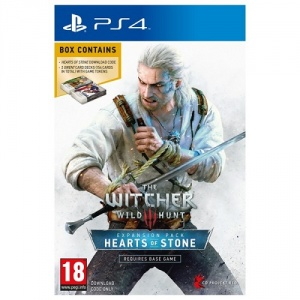 Namco Bandai The Witcher 3 Wild Hunt Hearts of Stone Expansion Pack PS4