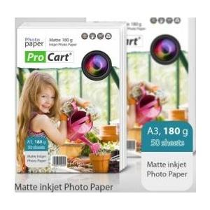 Procart Hartie FOTO Mata 180g A3