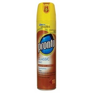 PRONTO Detergent spray 300 ml pentru suprafetele din lemn 70967