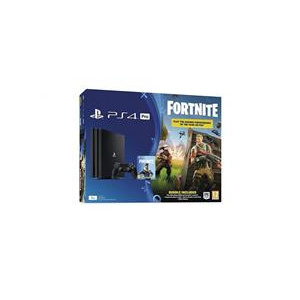 Sony Consola Ps4 Pro 1Tb + Fortnite Royal Bomber Pack