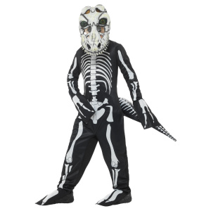 Smiffys Costum Schelet T-Rex