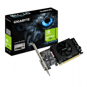 Gigabyte GeForce GT 710 1GB DDR5 64bit (N710D5-1GL)