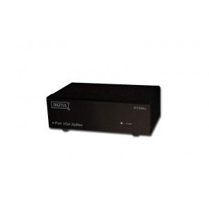 Digitus Splitter 1xPC=>4xVGA, 500 MHz DS-42110