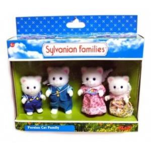 Sylvanian Families Set Jucarii Persian Cat