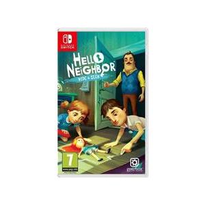 Gearbox Software Hello Neighbor Hide & Seek Nintendo Switch