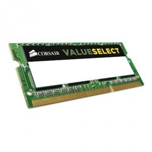 Corsair 8GB SODIMM 1600MHz CL11 ValueSelect CMSO8GX3M1C1600C11