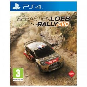 Pqube Sebastien Loeb Rally Evo PS4