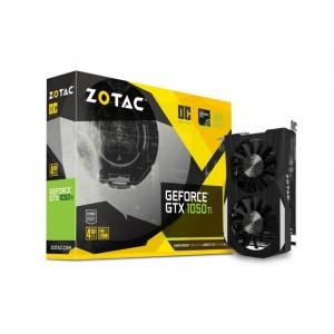Zotac GeForce GTX 1050 Ti OC, 4GB, GDDR5, 128 bit ZT-P10510B-10L