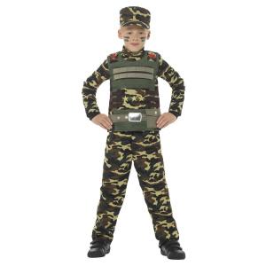 Smiffys Costum Soldat Armata Copii