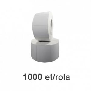 Epson Role etichete compatibile / Primera 80x70mm - 80X70X1000-JETMAT