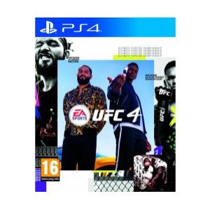 Electronic Arts UFC 4 PS4