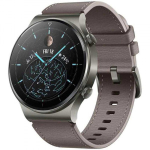 Huawei Watch GT 2 Pro 46mm Classic Leather Grey