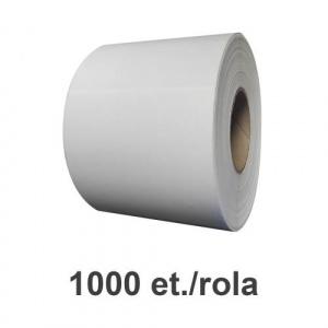 Epson Role etichete compatibile / Primera 100x50mm  1000 et./rola - 100X50X1000-JETGLOSS