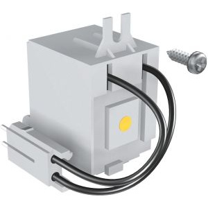 Gewiss gwd8123 - under voltage release - for mtx/e/m 320-1000 - 48v ac/dc