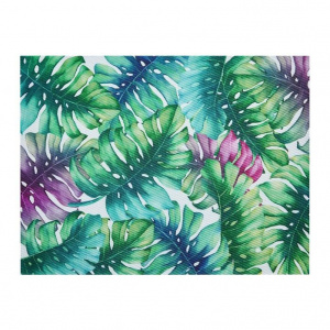 Ambition Suport Farfurii Pvc/Ps 30X40cm Color Frunze Tropical 38543