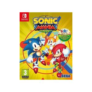 SEGA Sonic Mania Plus Nintendo Switch