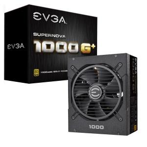 EVGA SuperNOVA 1000 G1+, 80 Plus Gold 1000W 120-GP-1000-X2