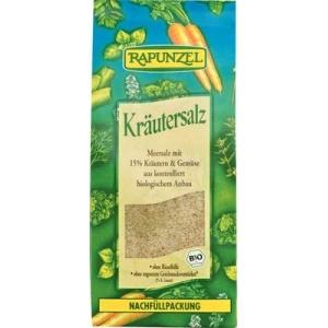 Rapunzel Sare cu 15 % ierburi si legume Bio 500 gr