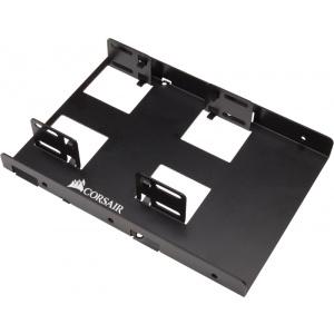 Corsair 2x HDD/SSD 2.5 inch la 3.5 inch CSSD-BRKT2