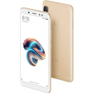 Xiaomi Redmi Note 5 32GB 3GB RAM Dual SIM 4G Champagne Gold